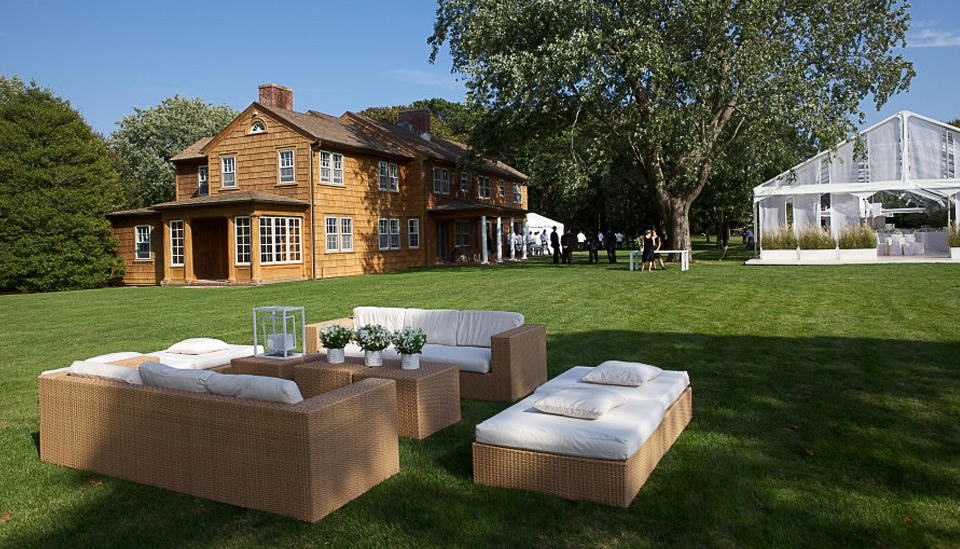 hamptons outdoor