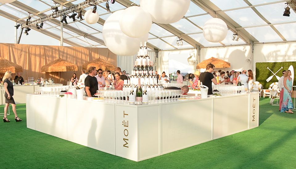 moet bar promotion