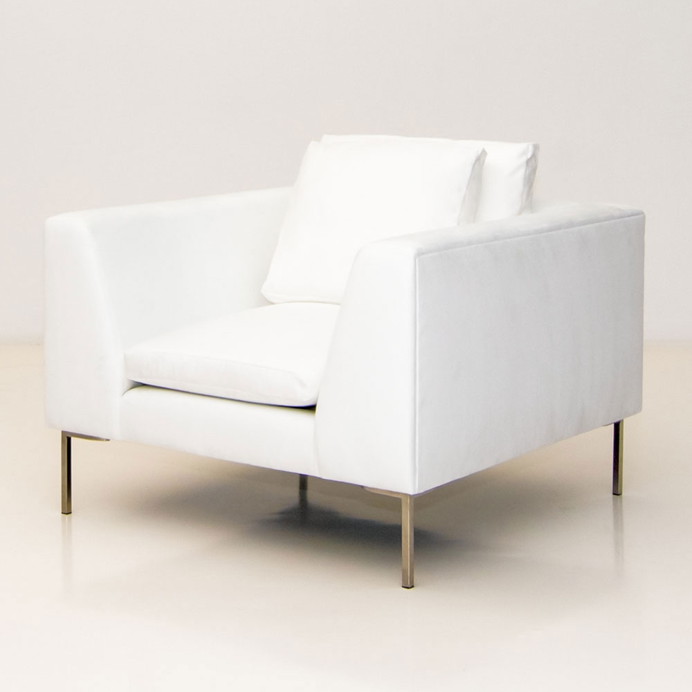 hudson chair white