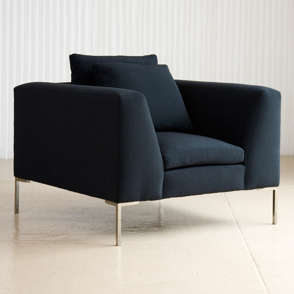 hudson chair black