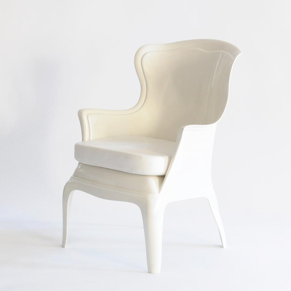 tyler chair white