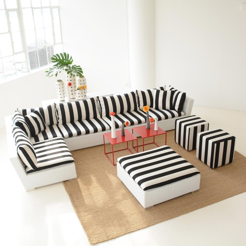 avalon collection stripe