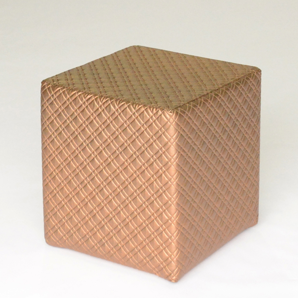oscar cube evo plaid copper