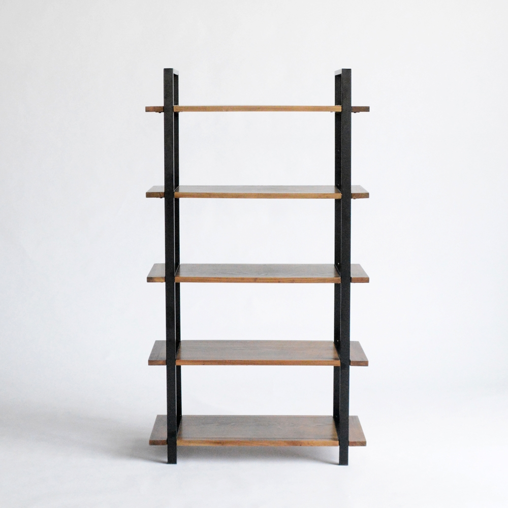 loft display shelves