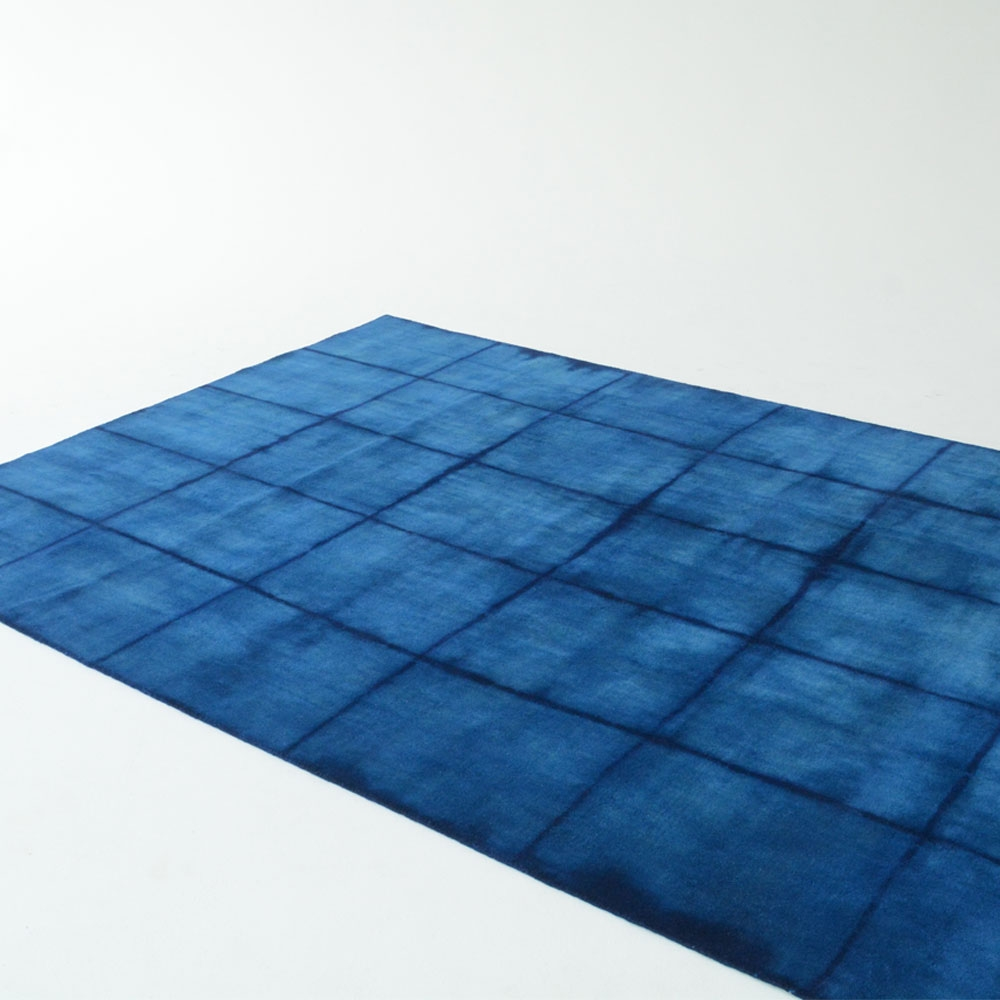 ink well area rug
