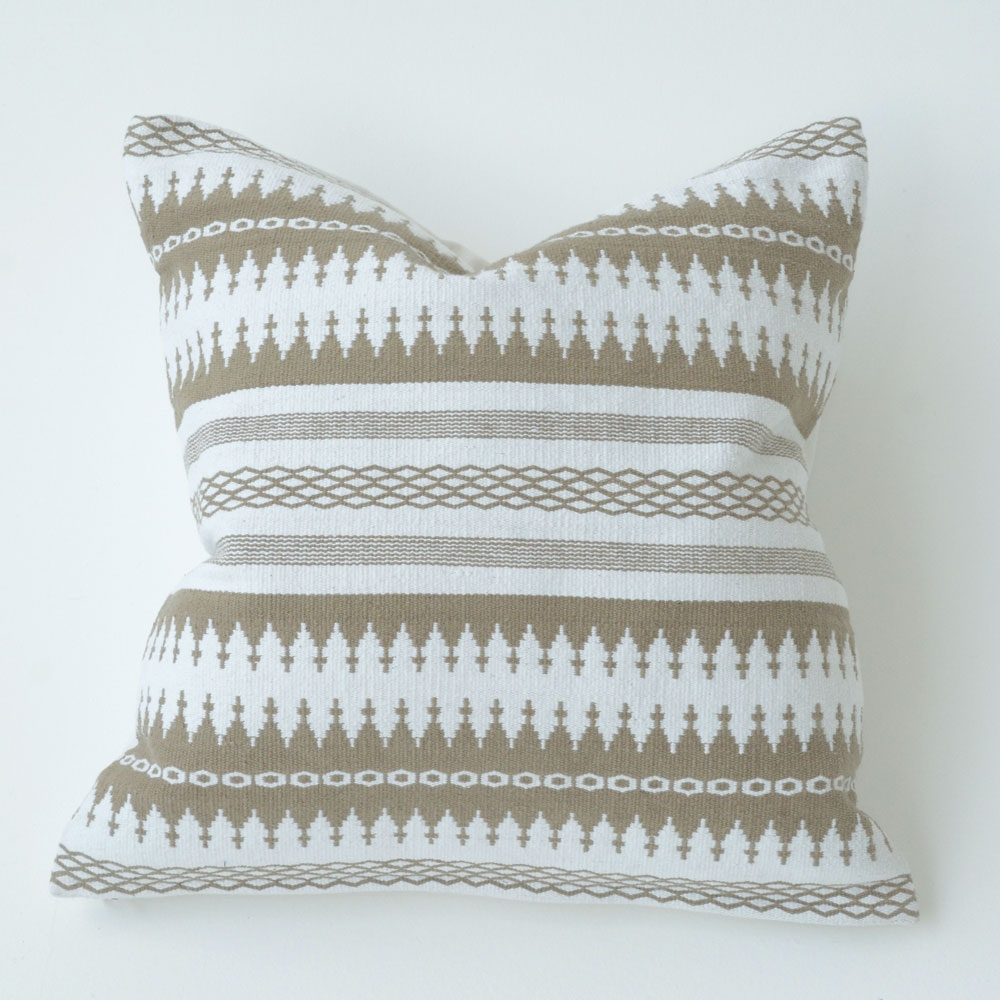 dhurrie pillow