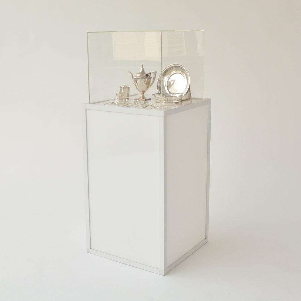 pure vitrine white