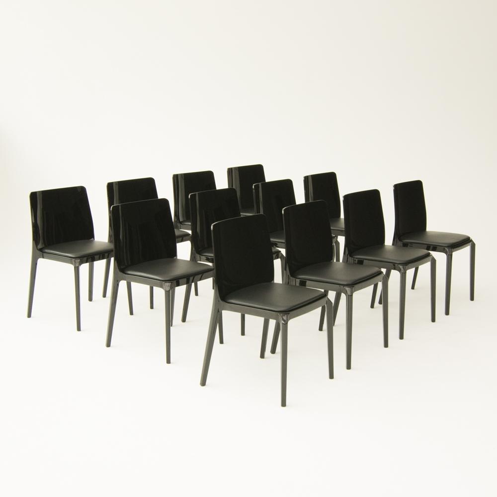 whitney chair black