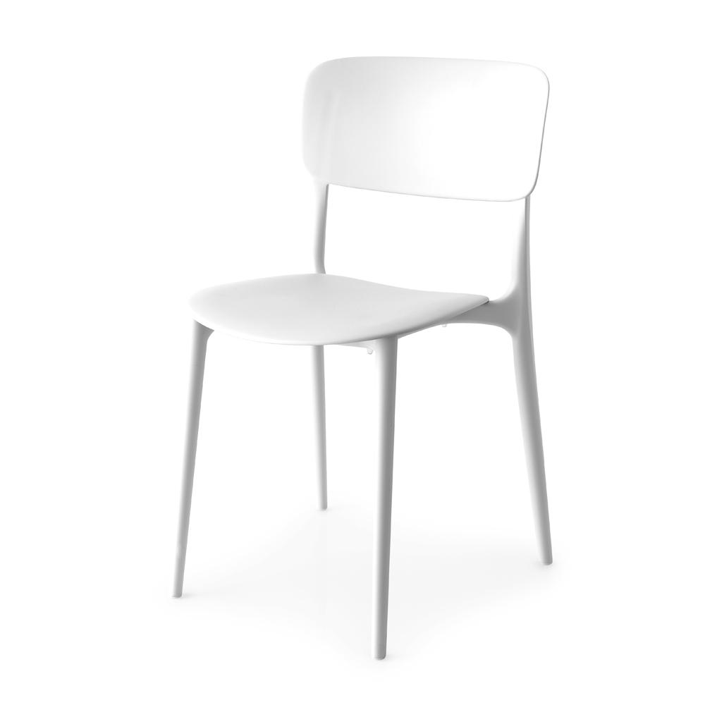 harper chair white