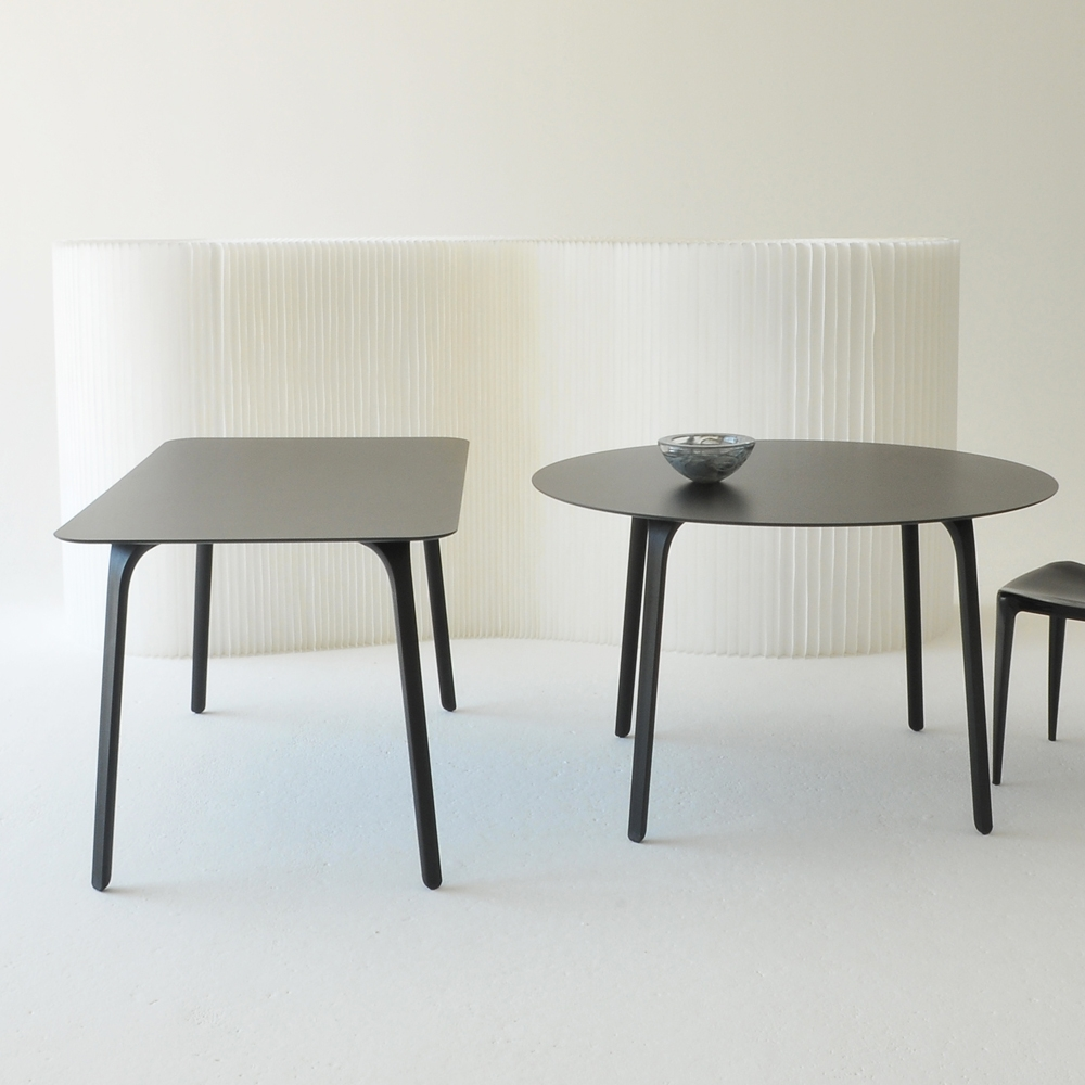 milano tables black