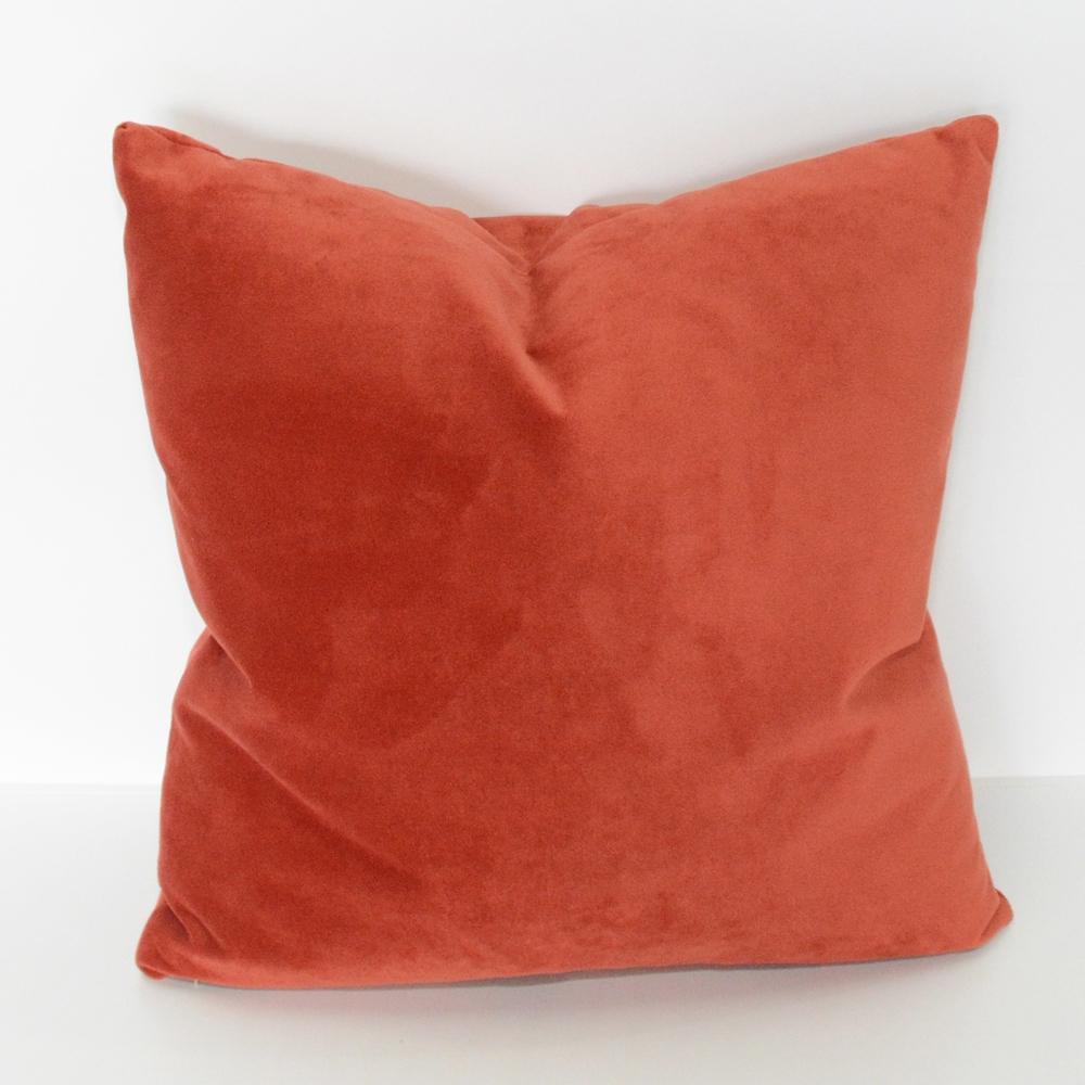 russet pillow
