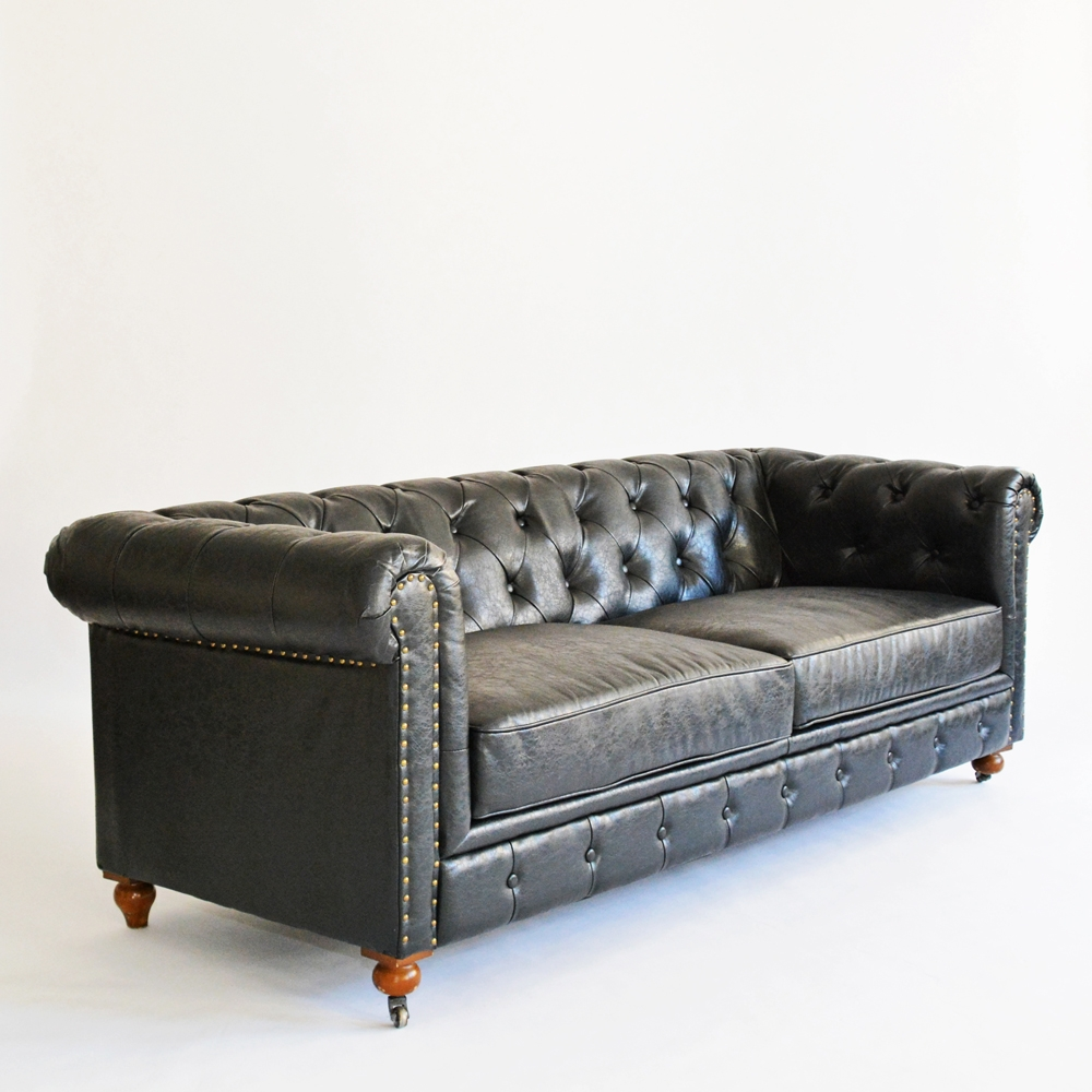 gordon sofa black