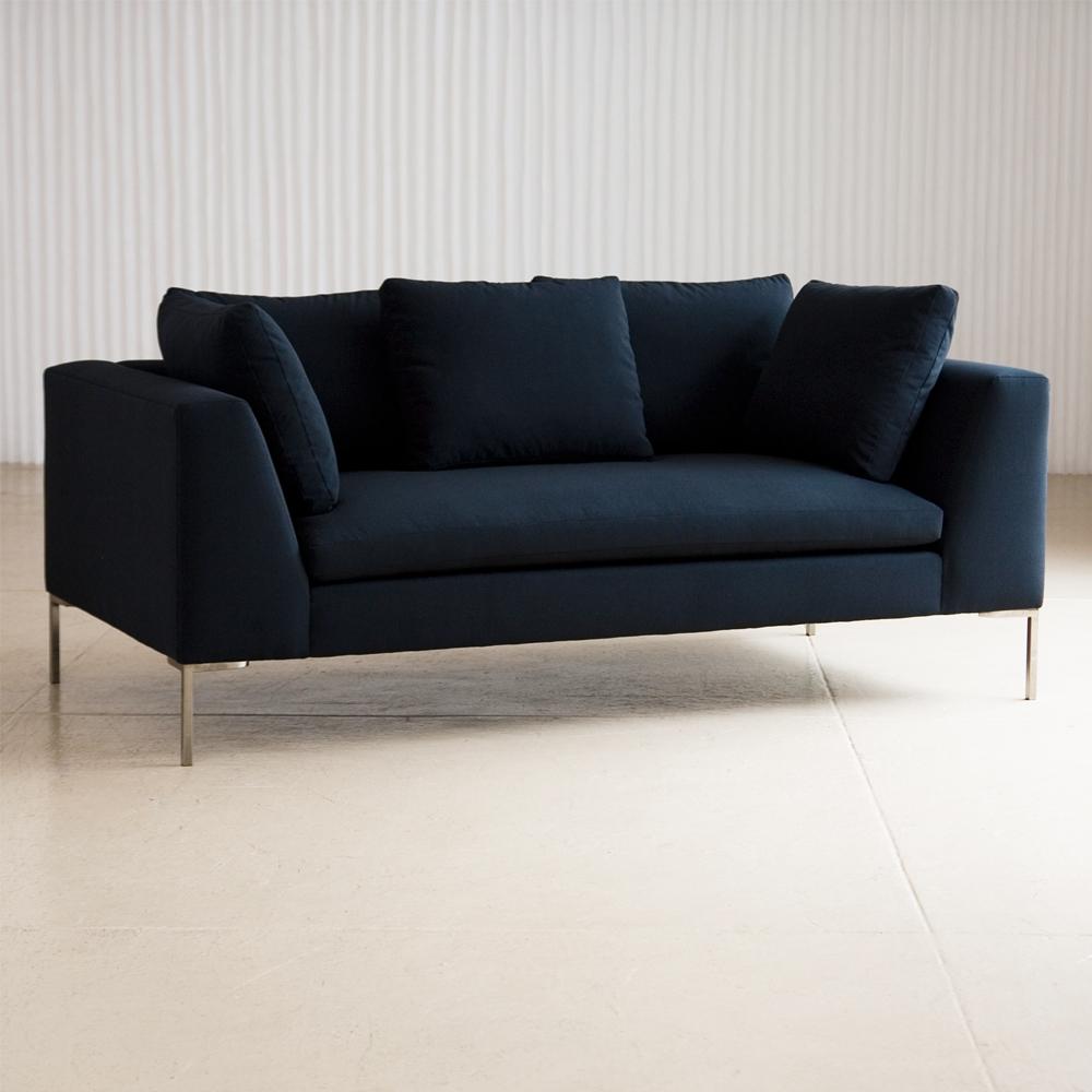 hudson sofa black
