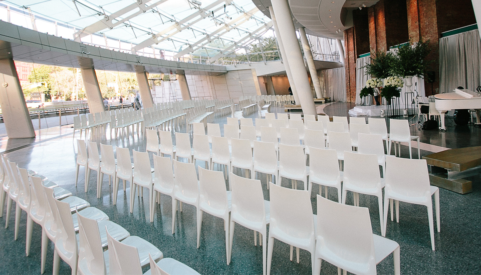 modern ceremony