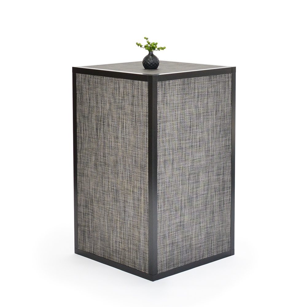 chilewich highboy - carbon