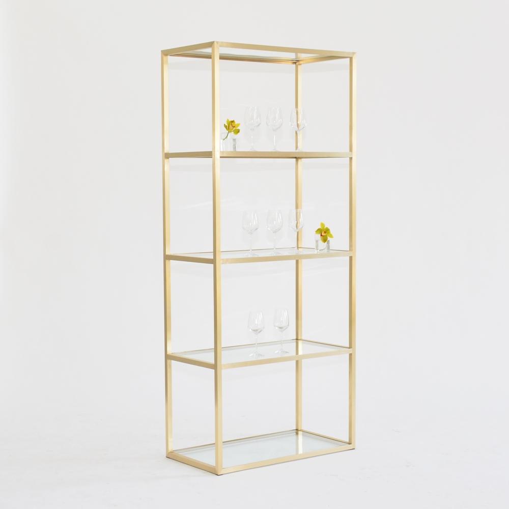 maxwell display shelves