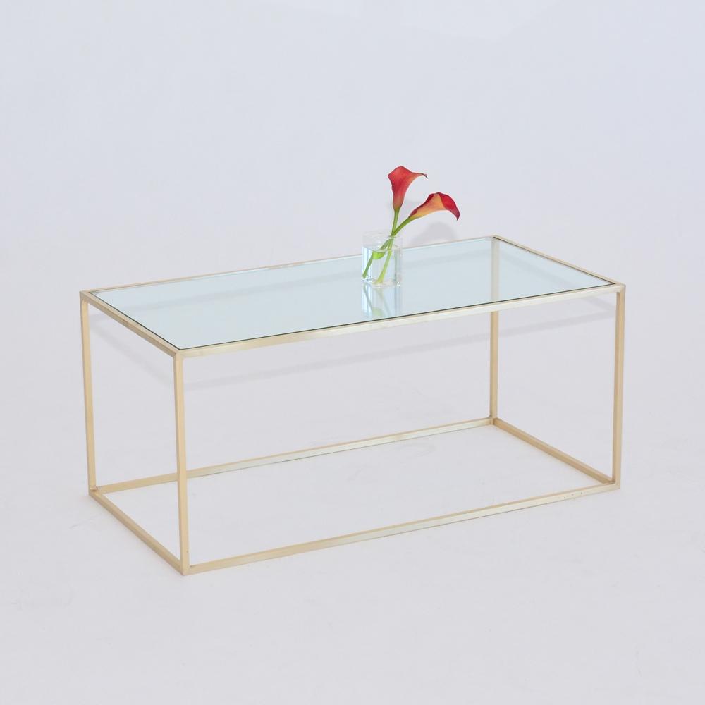 maxwell coffee table rectangle