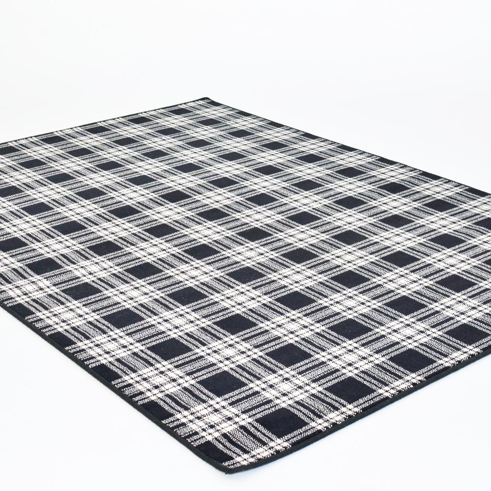 st andrews plaid area rug
