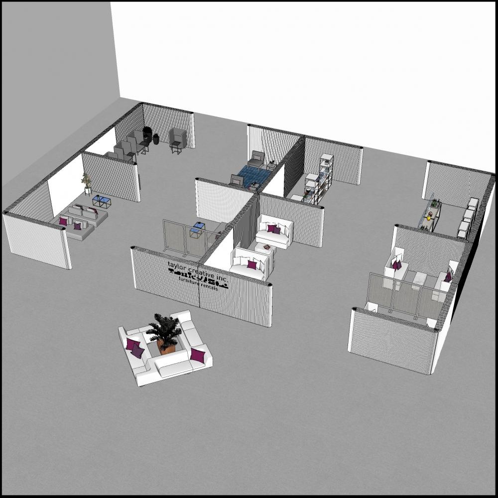 softwall modular lounge