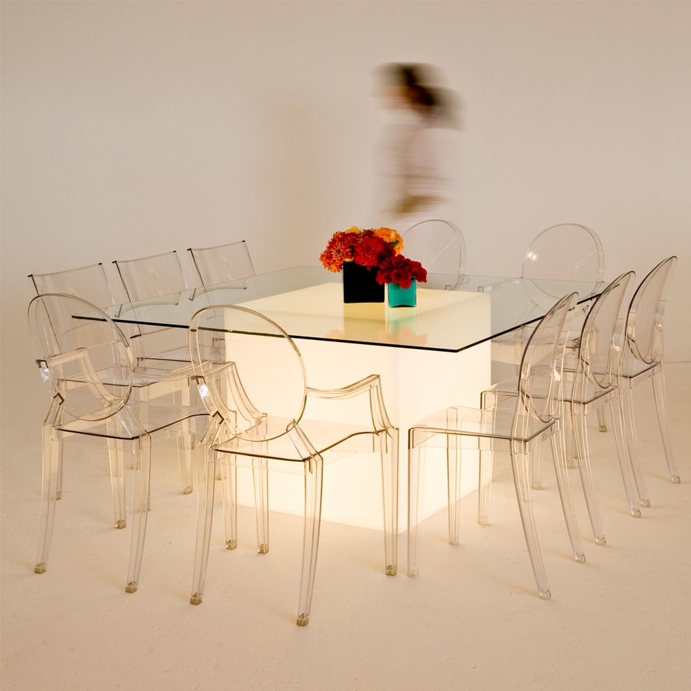 cube table
