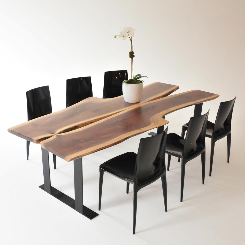 walnut table hiro