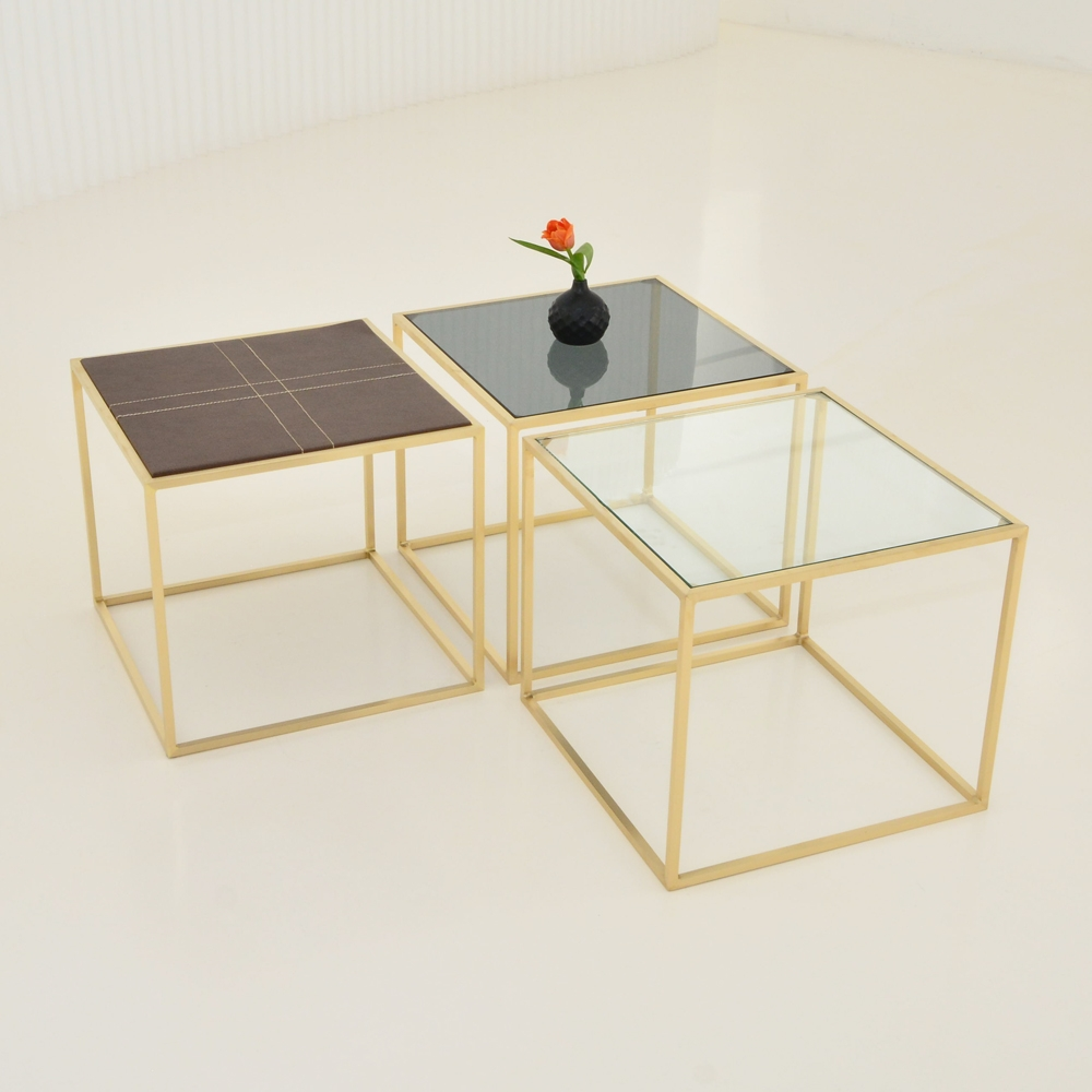 maxwell square side table collection