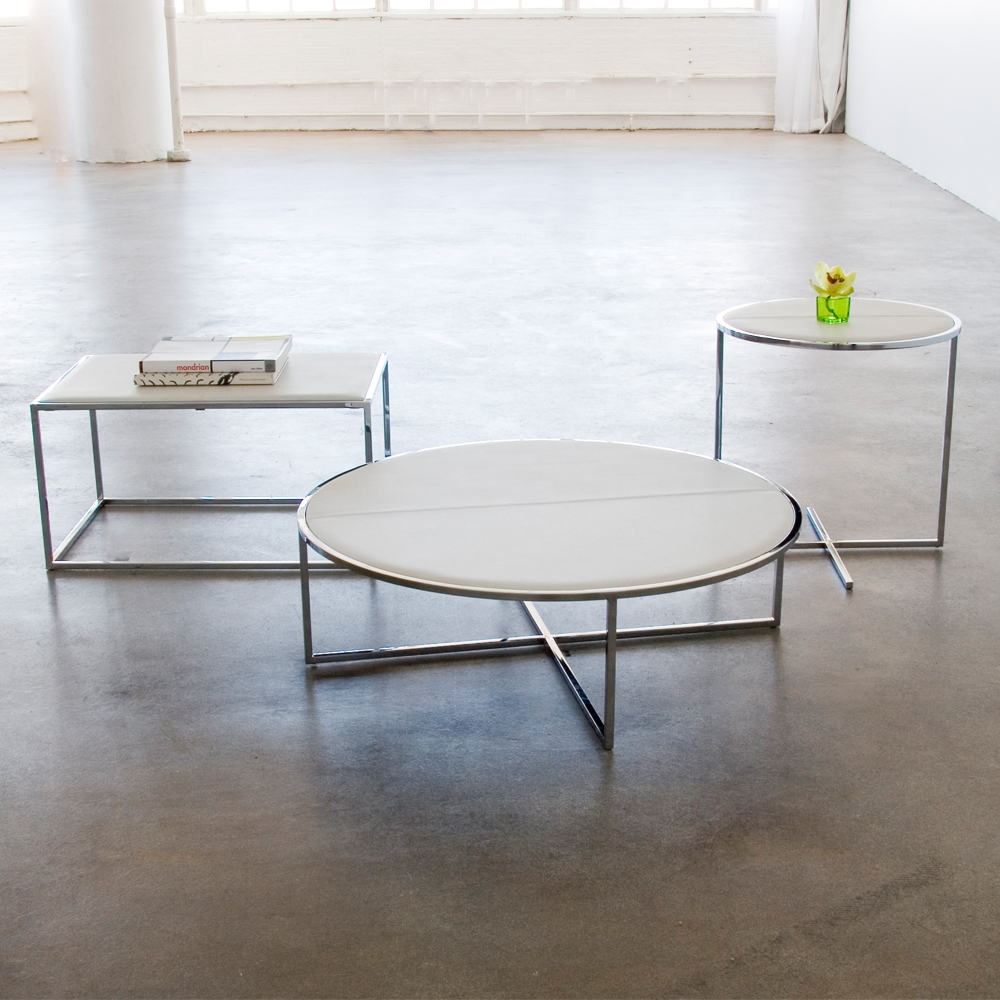 chrome  table collection