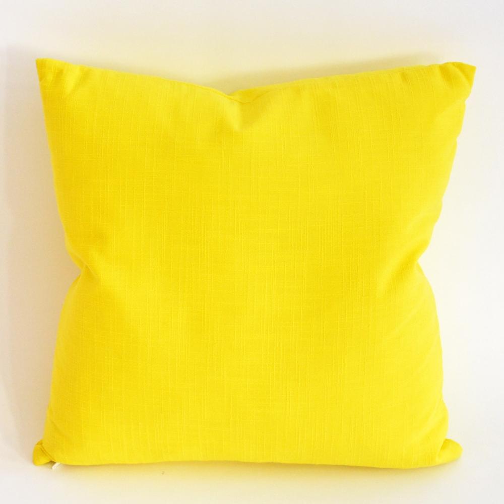 lino pillow