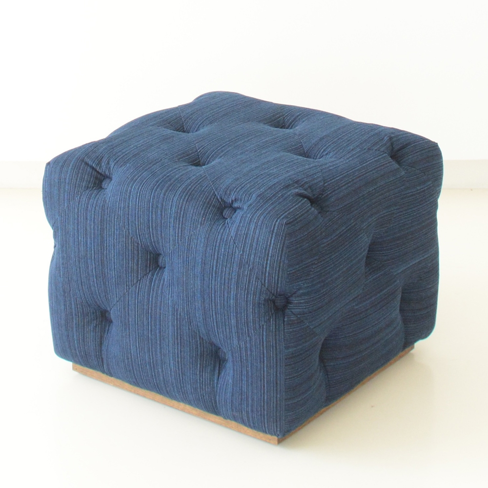 griffin tufted cube