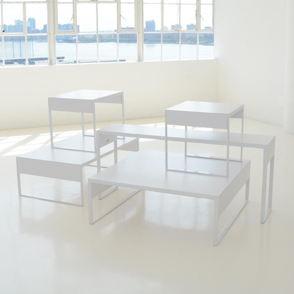 salon collection white