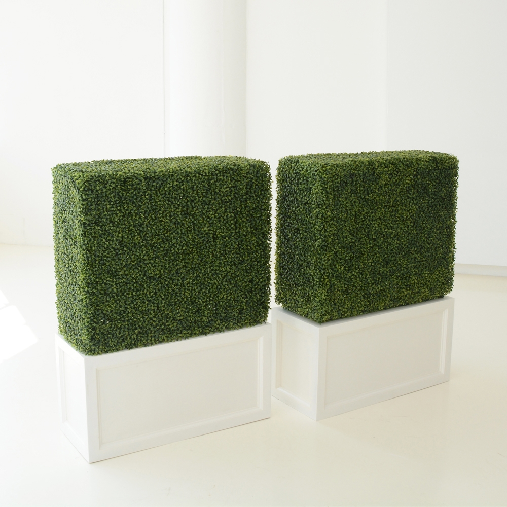 faux hedge 30