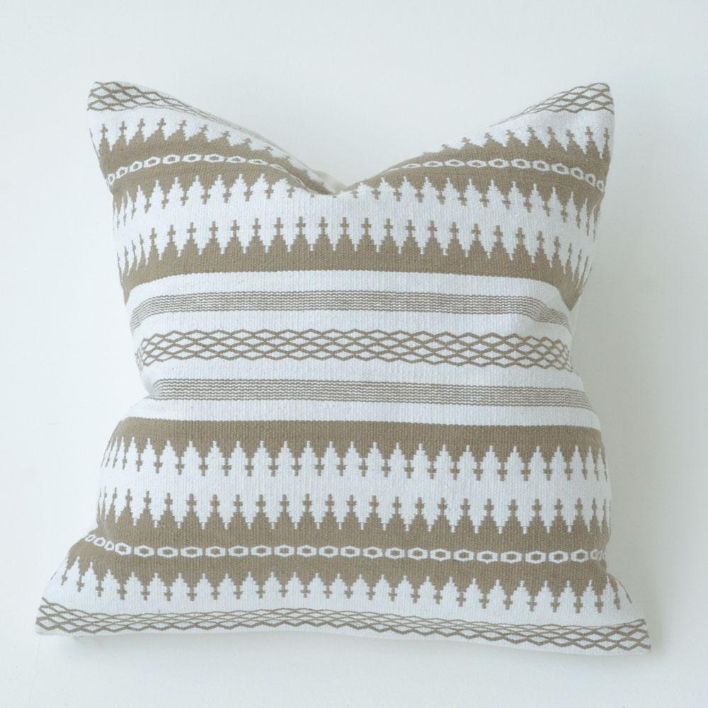 dhurrie pillow