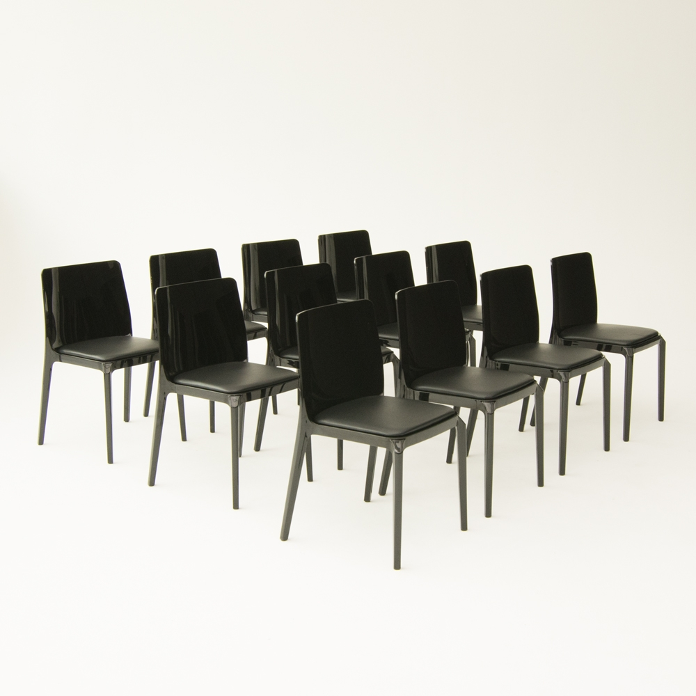 whitney chair black