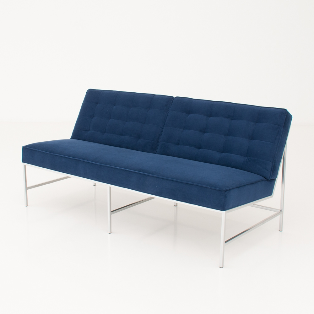 aston sofa blue