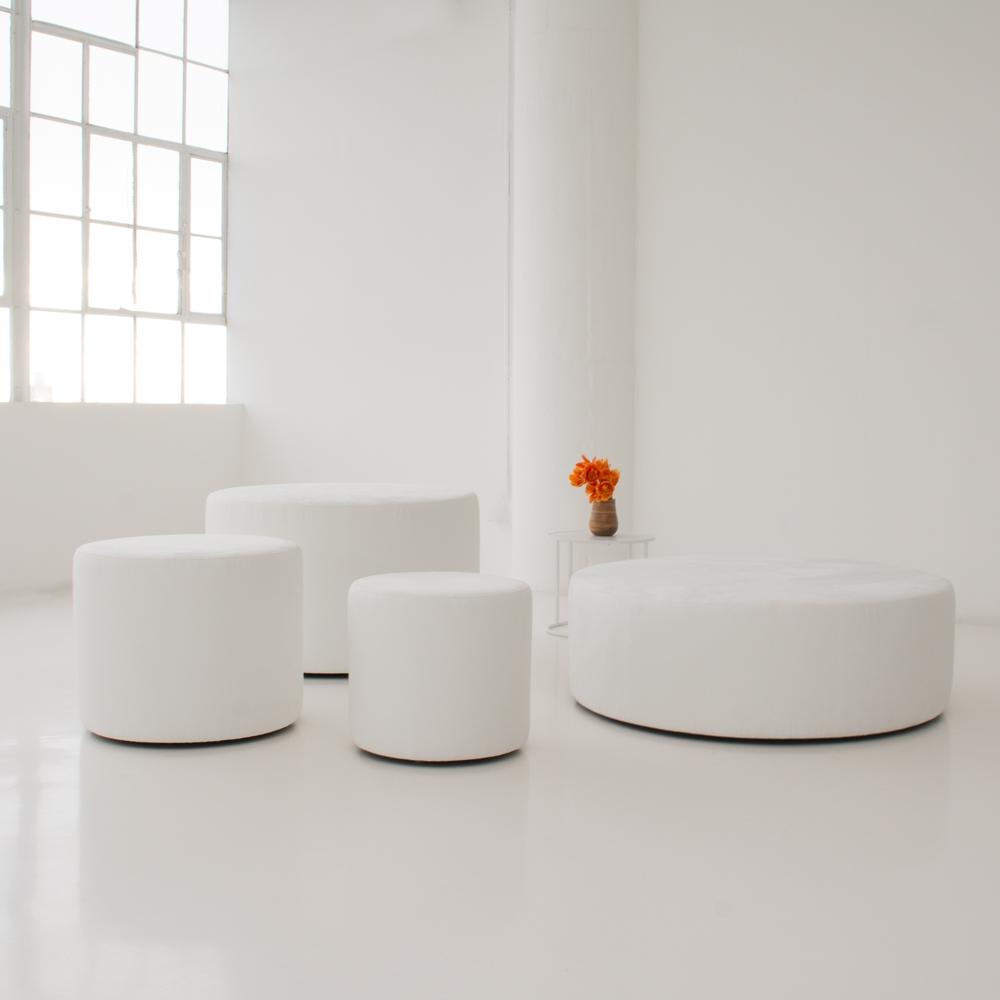 halston collection white