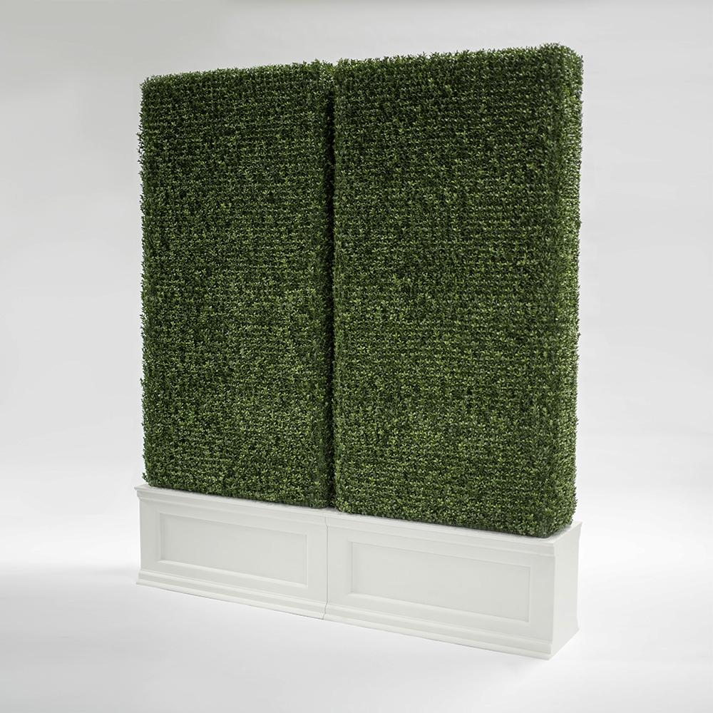 faux hedge 70