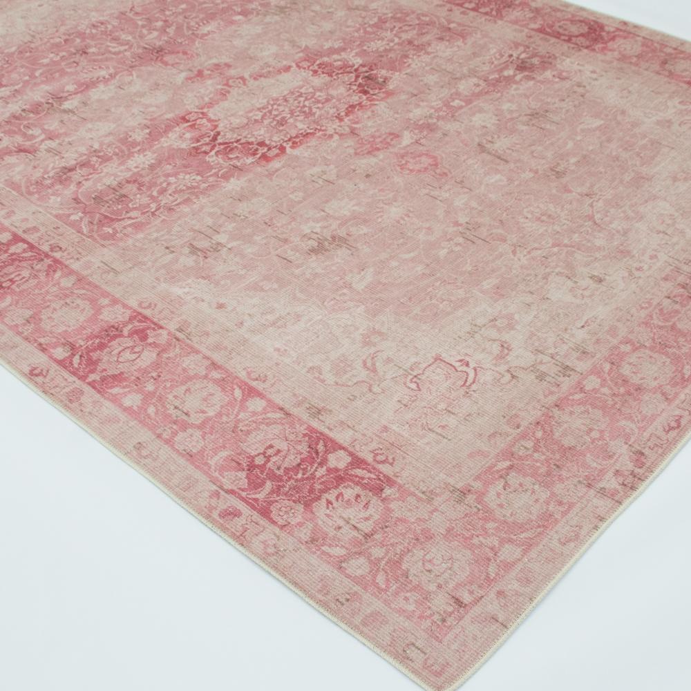 tea rose area rug
