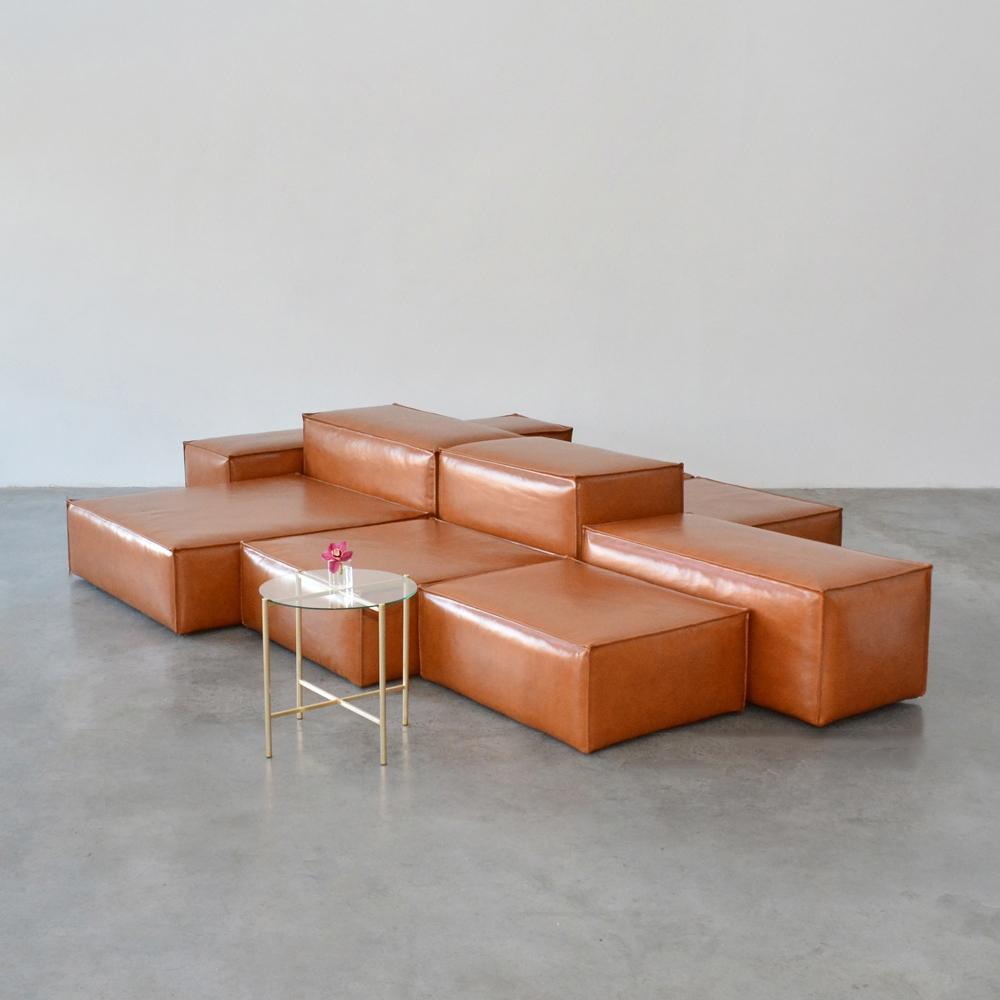 lounge modular saddle