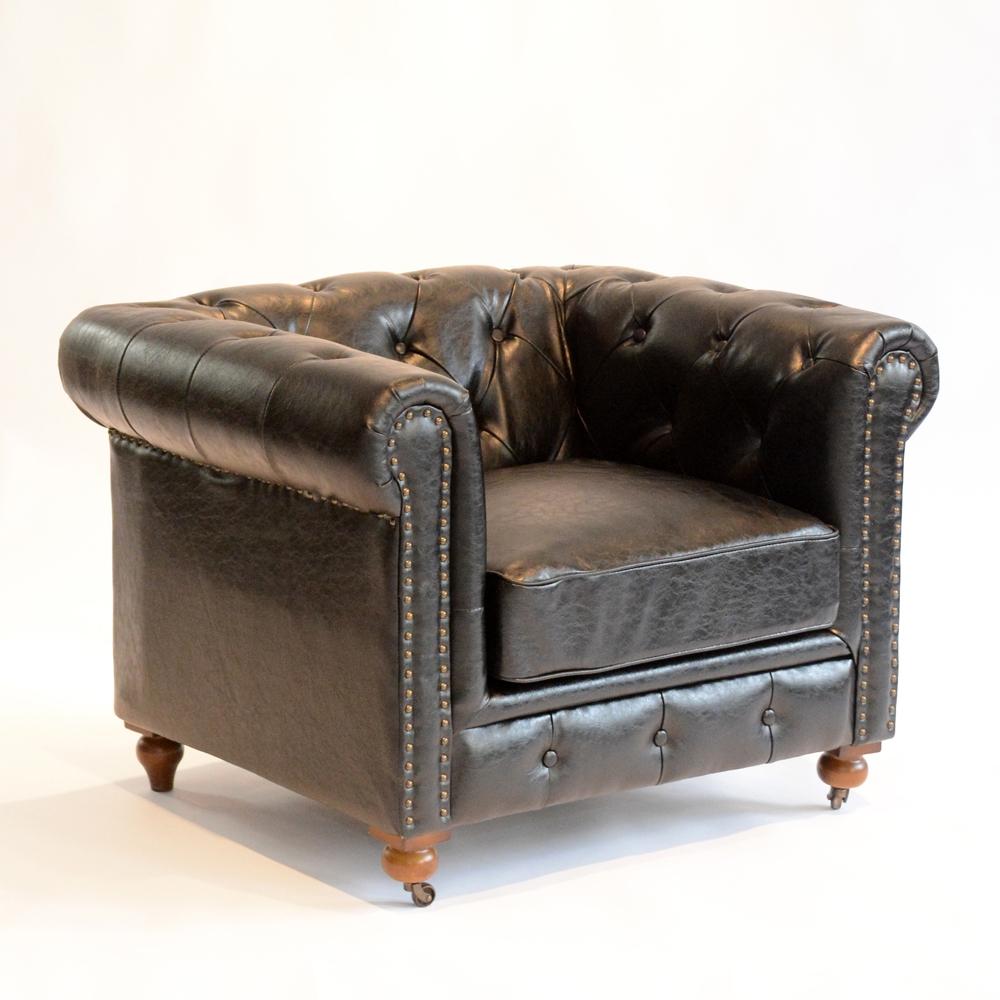 gordon chair black
