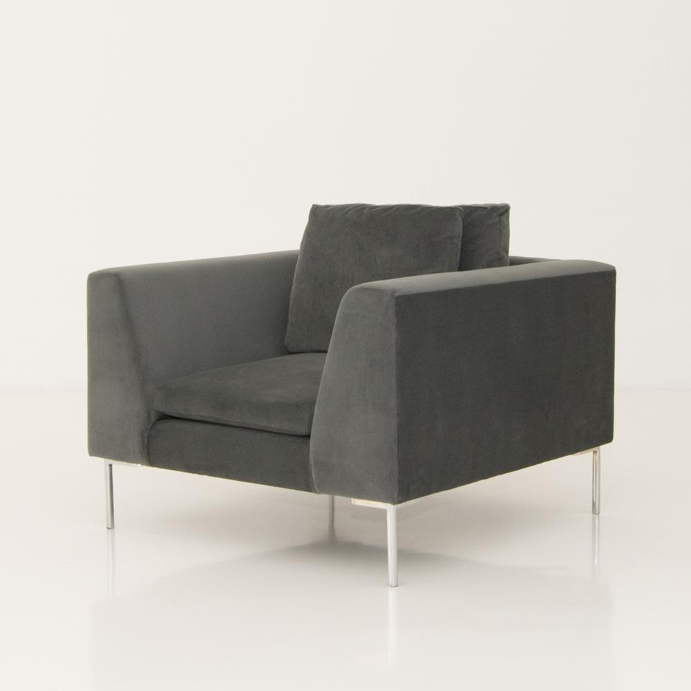 hudson chair gray
