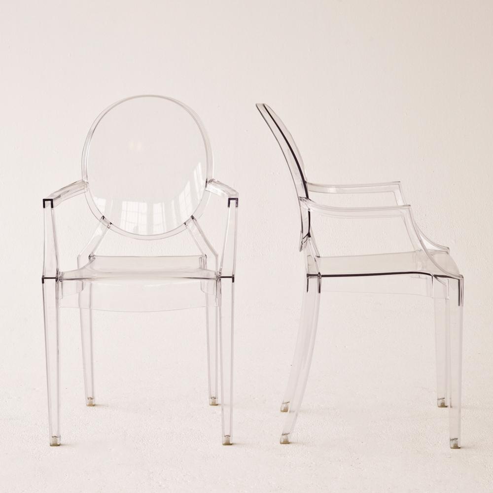 louis ghost chair