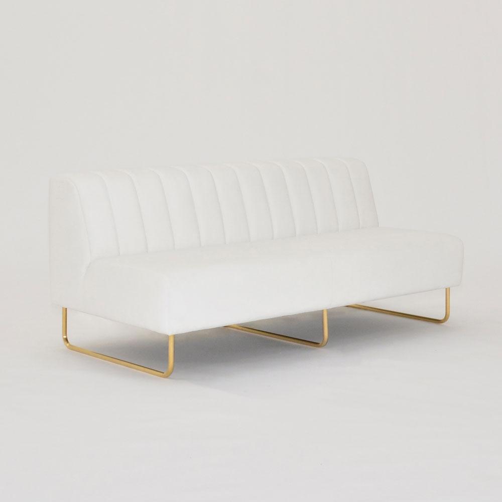 savile sofa white