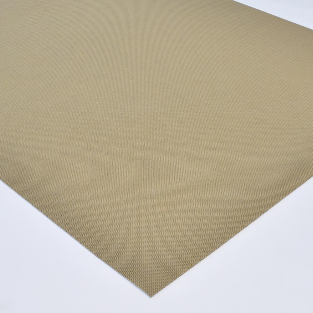 chilewich floor mat new gold