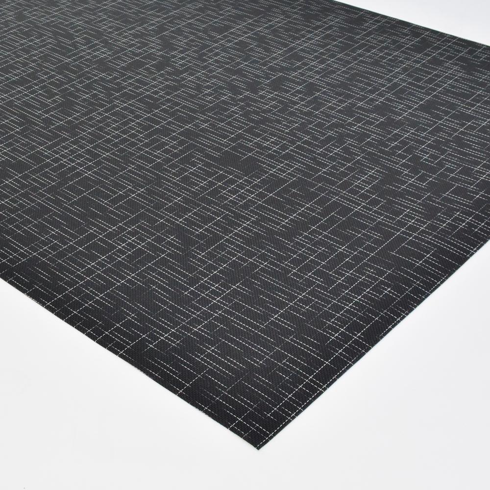 chilewich floor mat onyx dart